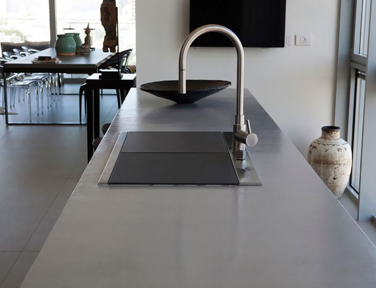 Concrete kitchen by BETONADA (11)