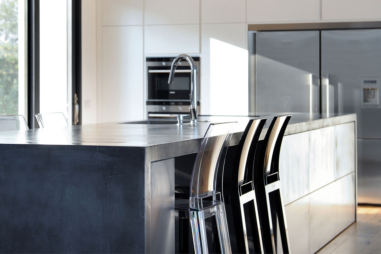 Concrete kitchen by BETONADA (28)