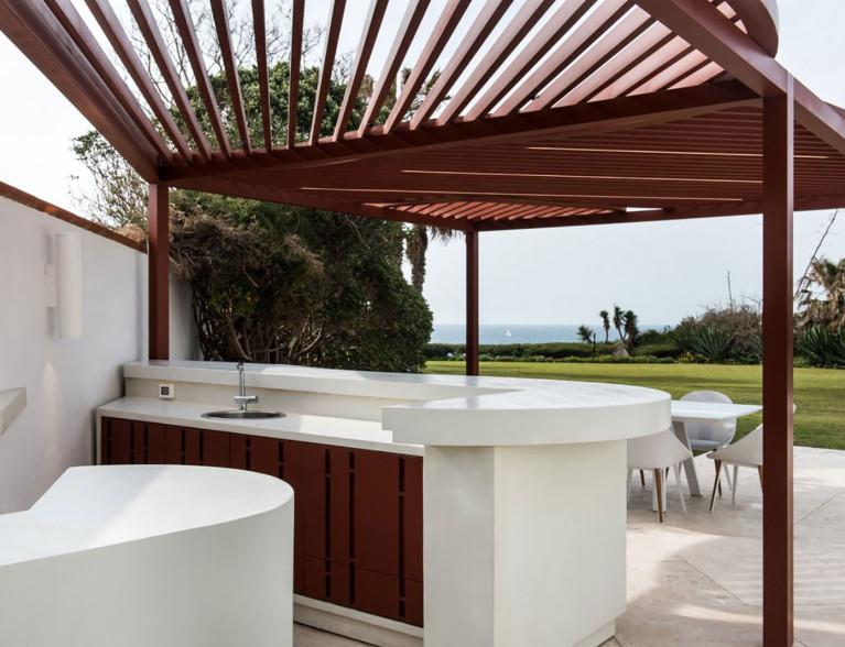 Concrete outdoor kitchen by BETONADA (43)