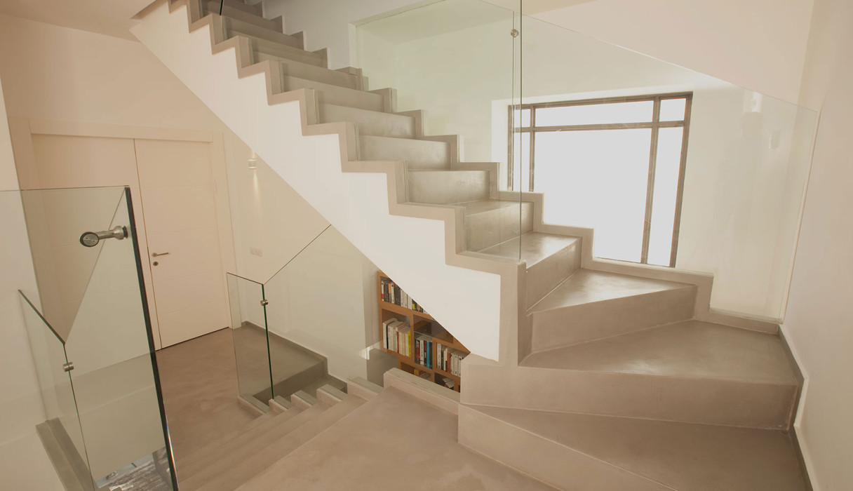 microtopping stairs _ By BETONADA  (9)