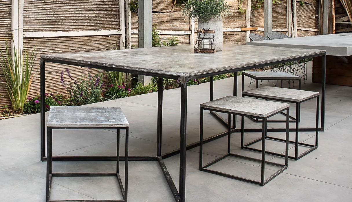 שולחן מעוצב מיקרוטופינג