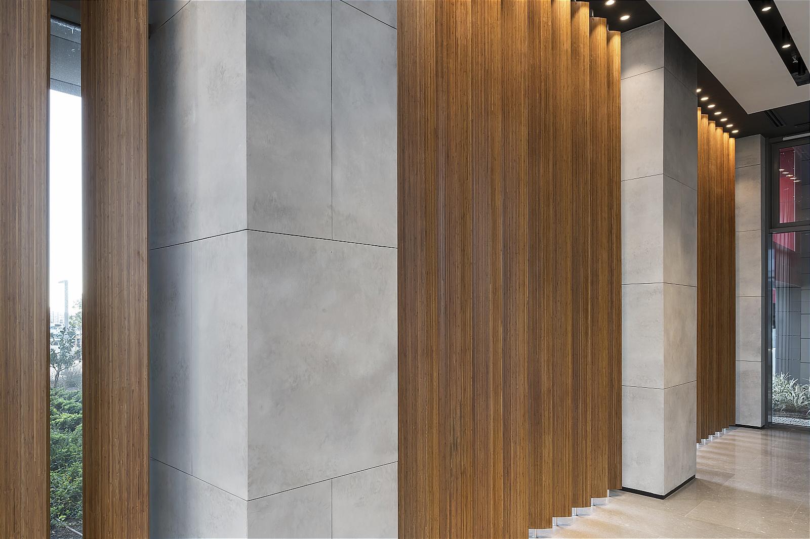 עיצוב בבטון אדריכלי