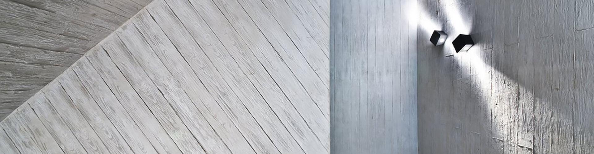 Microtopping wall by BETONADA