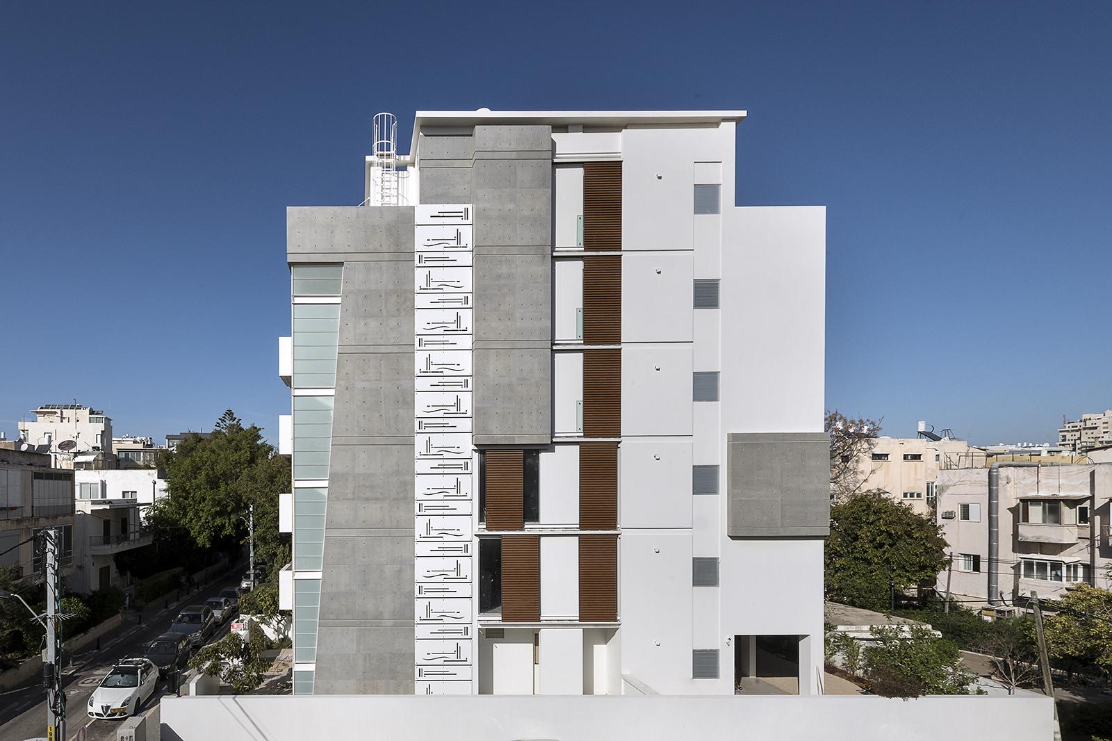 שיקום בטון בבניין מגורים -ארטן בטונדה